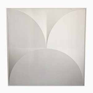 Paneles de fibra de André Remondet, años 70