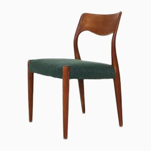 Model 71 Dining Chair by Niels Otto Moller for J.L. Moller Models, 1960s
