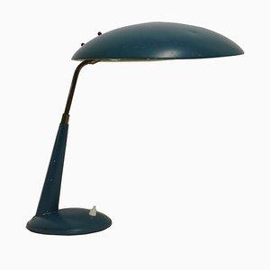 Lámpara de mesa ajustable de Louis C. Kalff para Philips, años 60