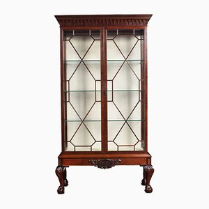 Meuble Chippendale Antique en Acajou