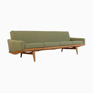 Danish Model 221 Sofa by H. W. Klein for N. A. Jørgensens Møbelfabrik, 1960s