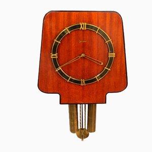 Mid-Century Pendulum Clock from Westerstrand