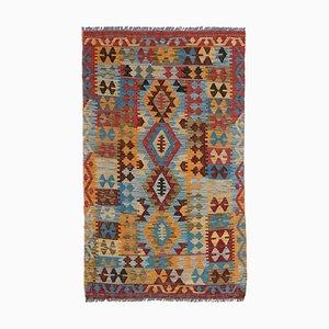 Vintage Afghan Kilim Rug