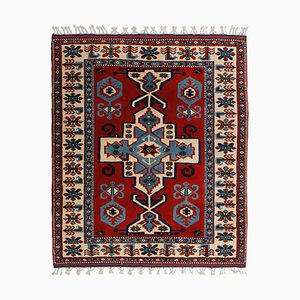 Turkish Kars Kazak Rug, 1980s