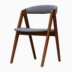 Danish Teak Side Chair, 1960s