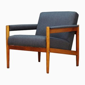 Vintage Danish Easy Chair, 1960s