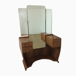 Art Deco Dressing Table, 1930s