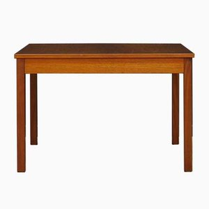 Vintage Danish Teak Coffee Table from Domino Mobler, 1960s