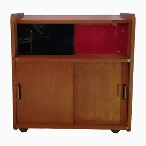 Small Vintage Bar Cabinet, 1960s