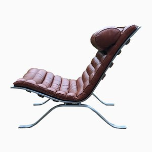 Vintage Model Ari Lounge Chair by Arne Norell, 1960s