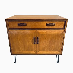 Vintage Cabinet with Hairpin Legs by E. Gomme for G-Plan, 1970s