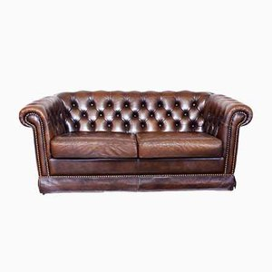 Canapé Chesterfield Vintage, 1970s