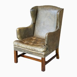 French Club Chair, 1940s