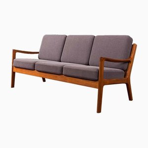 Vintage Senator Sofa by Ole Wanscher for Peter Jeppesen, 1960s