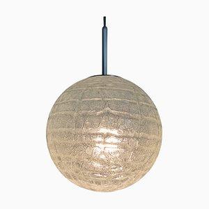 Lámpara de techo de Doria Leuchten, años 70