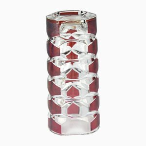 Vase von J.G. Durand für Luminarc, 1970er