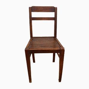 Französischer Vintage Stuhl von René Gabriel, 1951