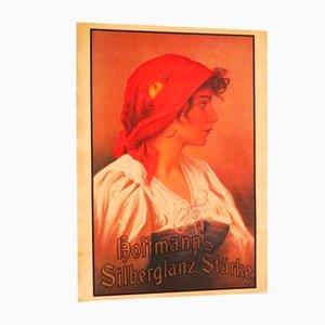 Werbetafel von Hoffman's, 1920er