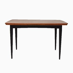 Extendable Rectangular Dining Table by Ilmari Tapiovaara, 1960s