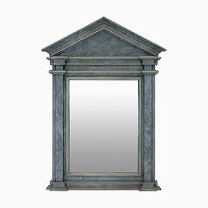 Espejo arquitectónico estilo antiguo, años 50