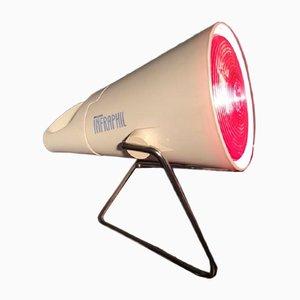 Lampe de Bureau HP 3609 par Charlotte Perriand pour Philips, 1970s