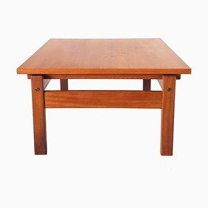 Table Basse Carrée Minimaliste par Cees Braakman pour Pastoe, 1960s