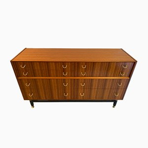 Labrenza Chest of 8 Drawers by by E. Gomme for G-Plan, 1950s
