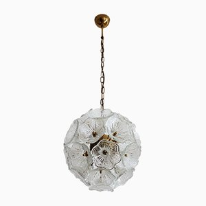 Mid-Century Murano Glass Sputnik Chandelier from Venini, 1960s