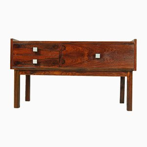 Mid-Century Swedish Rosewood Chest of Drawers, 1970s