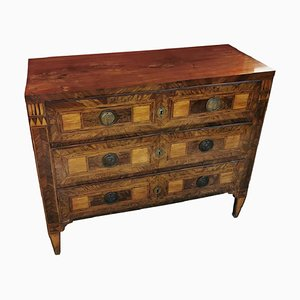 Antique Rosewood Dresser