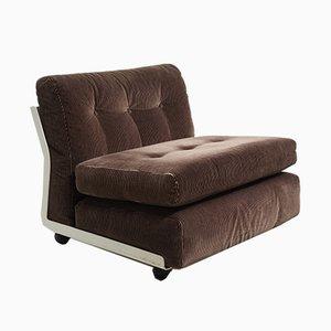 Amanta Lounge Chair by Mario Bellini for C&B Italia, 1960s