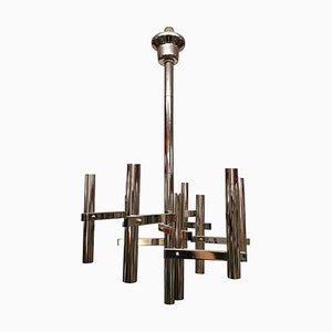 Deckenlampe von Gaetano Sciolari für Sciolari, 1960er