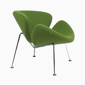 Green Orange Slice Chair by Pierre Paulin for Artifort, 1960s