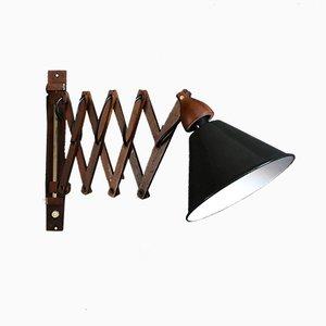 Scissor Wall Lamp, 1950s