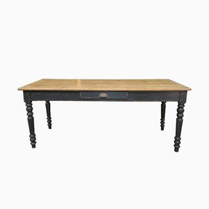 Fir Dining Table, 1930s