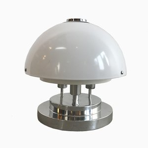 Large Space Age Table Lamp from Doria Leuchten, 1970s