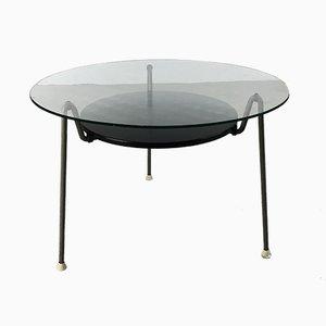 Table Basse Modèle 535 par Wim Rietveld pour Gispen, 1950s
