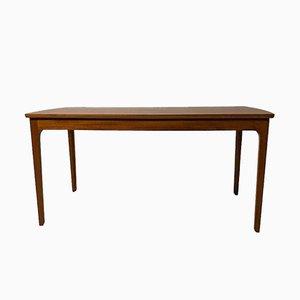 Table Basse Mid-Century en Acajou par Ole Wanscher pour AJ Iversen