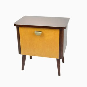 German Mahogany Dresser, 1960s