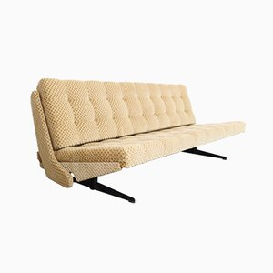 Sofá cama vintage, años 70