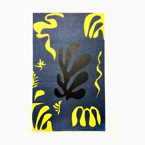Plants Lithograph by Henri Matisse, 1954