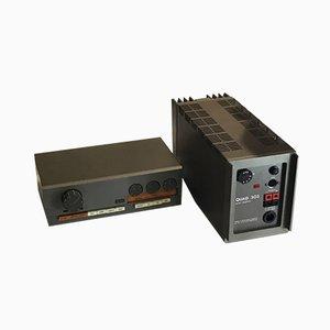 Amplificadores cuádruples de Audio-Bristol LTD., Años 70. Juego de 2