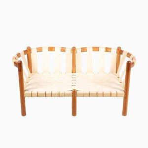 Mid-Century Pine Sofa by Rainer Daumiller for Hirtshals Møbelfabrik, 1970s