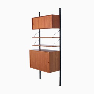 Wall Units by Poul Cadovius for Cado, 1960s