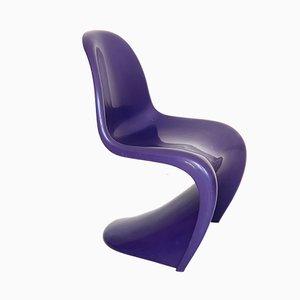 Violetter Vintage S Chair von Verner Panton für Fehlbaum, 1974