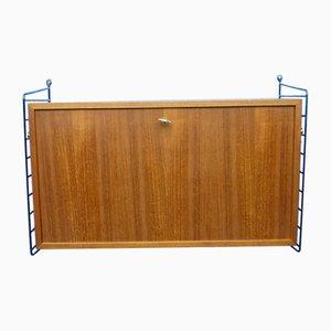 Vintage Regalsystem aus Teak, 1960er