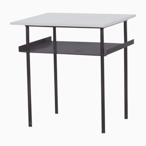 Vintage Industrial Side Table by Wim Rietveld for Pastoe