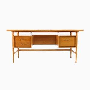 Mid-Century Scandinavian Desk