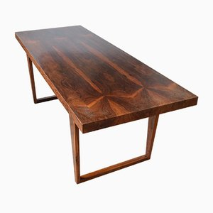 Mid-Century Danish Rio Rosewood Coffee Table, 1960s