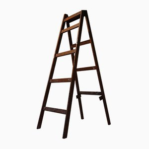 Vintage Film Prop Ladder from Stephens & Carter, 1970s